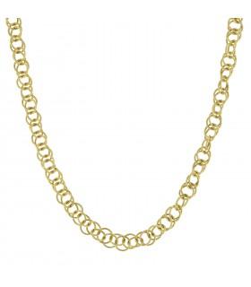 Buccellati Hawaii gold necklace