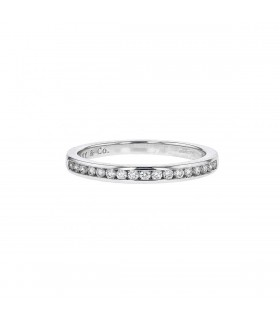 Tiffany & Co. diamonds and platinum ring
