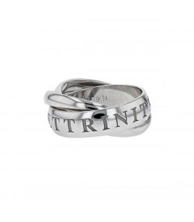 "Bague Cartier Trinity ""Or, Amour et Trinity"""