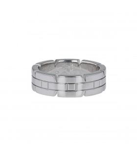 Cartier Tank Française gold ring