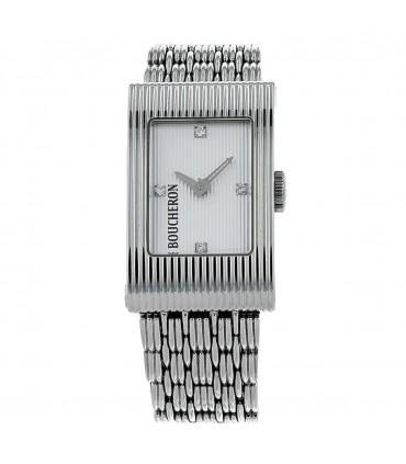 Boucheron Reflet stainless steel watch