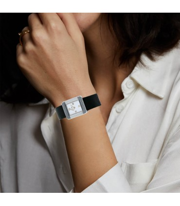 Poiray Ma Première stainless steel watch
