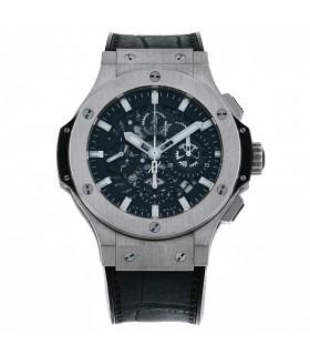 Hublot Big Bang Aéro Bang stainless steel and ceramic watch