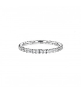 Cartier Etincelle diamonds and gold ring