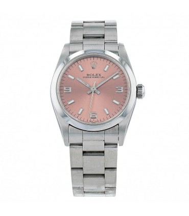 Rolex Oyster Perpetual stainless steel watch Circa 1997