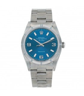 Rolex Air-King Precision stainless steel watch Circa 1997