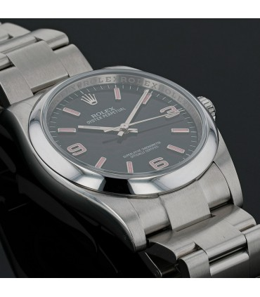 Rolex Oyster Perpetual stainless steel watch Circa 2013