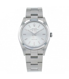 Rolex Air-King Precision stainless steel watch Circa 2004