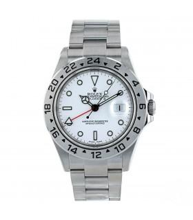 Rolex Explorer II stainless steel watch Circa 2007