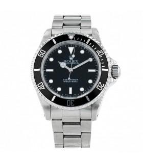 Rolex Submariner stainless steel watch Circa 1991