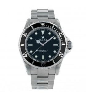 Rolex Submariner stainless steel watch Circa 1997