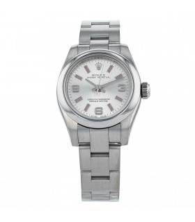 Rolex Oyster Perpetual stainless steel watch Circa 2007