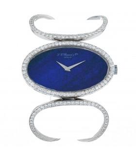 Chopard diamonds and gold watch