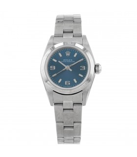 Rolex Oyster Perpetual stainless steel watch Circa 2000