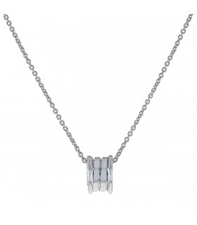 Bulgari B.zero 1 gold necklace