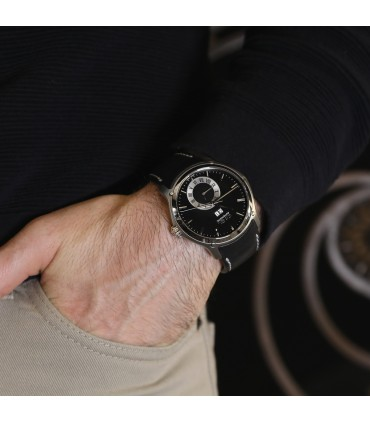 Ebel Hexagon GMT watch