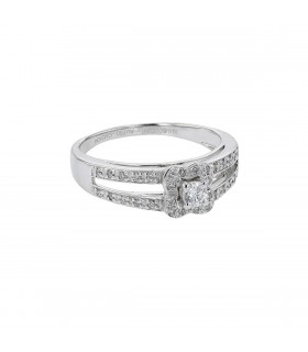 Mauboussin Chance of Love N°1 diamonds and gold ring