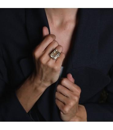 Chanel Cristaux Glacés ring