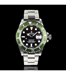 Montre Rolex Submariner Verte