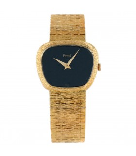 Piaget for Mauboussin gold watch