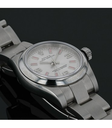 Rolex Oyster Perpetual stainless steel watch Circa 2009