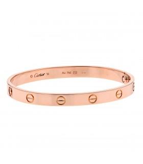 Bracelet Cartier Love Taille 18