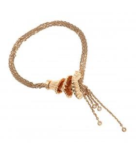 Boucheron Exquises Confidences diamonds and gold bracelet