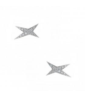 Mauboussin Mes Nuances à Toi diamonds and gold earrings