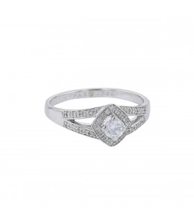 Mauboussin Love My Love diamonds and gold ring