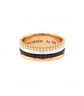 Boucheron Quatre gold ring
