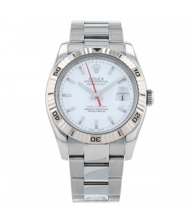 Rolex Turn-O-Graph stainless steel watch