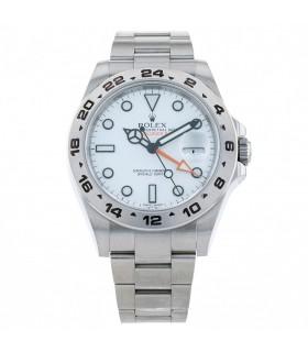 Rolex Explorer II stainless steel watch Circa 2013