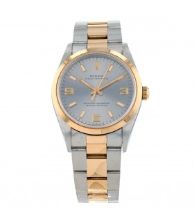 Rolex Oyster Perpetual stainless steel and gold watch Circa 1997