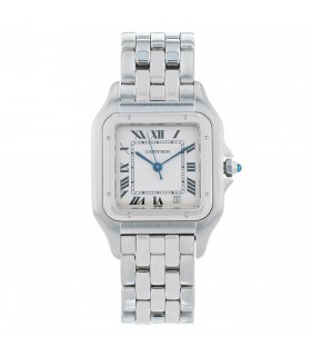 Cartier Panthère stainless steel watch