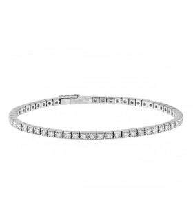 Cartier Lanière diamonds and gold bracelet