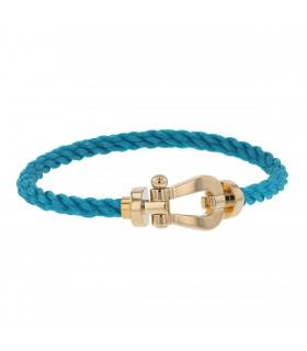 Fred Force 10 gold bracelet Size 18