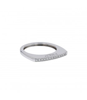 Fred Success diamonds and gold ring