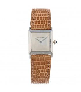 Boucheron gold watch