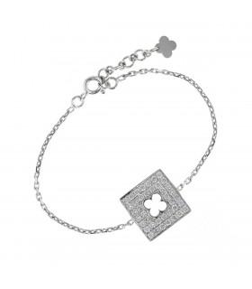Mauboussin Amour Divine diamonds and gold bracelet