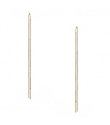Ofée Brindille gold earrings