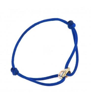 Cartier Trinity gold bracelet
