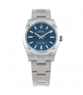 Rolex Oyster Perpetual stainless steel watch Circa 2021