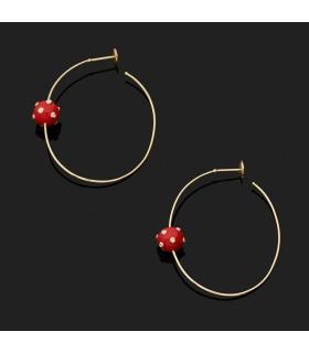 Boucles d'oreilles Victoria Casal Tac Tac