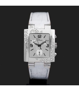 Montre Dior Riva Sparkling Diamants