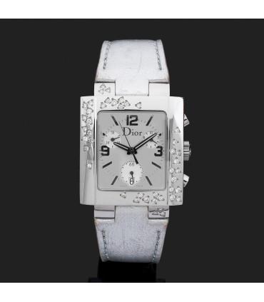 Montre Dior Riva Sparkling Diamants