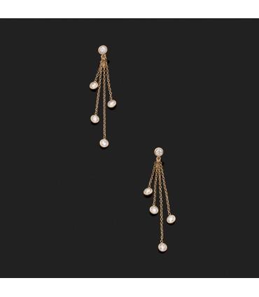 Boucles d'oreilles Dior Soumission