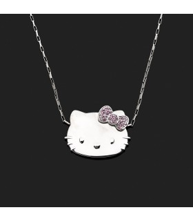 Collier Victoria Casal Hello Kitty