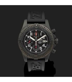 Montre Breitling Super Avenger Blacksteel Limited edition