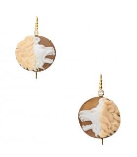 Garnazelle Kassanga earrings