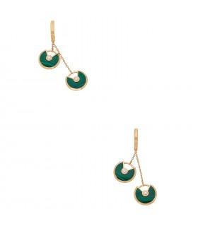 Boucles d'oreilles Cartier Amulette